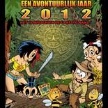 Dust familie nieuwjaarskaart 2012