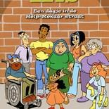 lets de help mekaar straat (strip)
