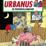 urbanus 122 de peperbollenkuur (assistent)