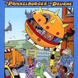 spice en space en de prikkelburger van Deurne (strip)