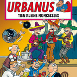urbanus 117 tien kleine nonkeltjes (assistent)