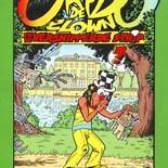 okido de clown en de versnipperde strip (strip)
