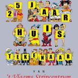 25 jaar huistekenaar van 't Vlaams Stripcentrum (illustraties)