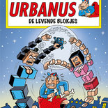 urbanus 177  de levende blokjes (assistent)