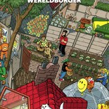 de (h)eerlijke wereldburger (strip)