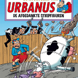 urbanus 158 de afgedankte stripfiguren (assistent)