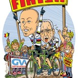 Sven Nys en coach Paul