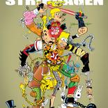 affiche Wilrijkse stripdagen 2019